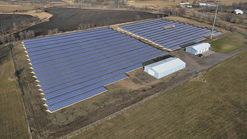 solar project buffalo mn